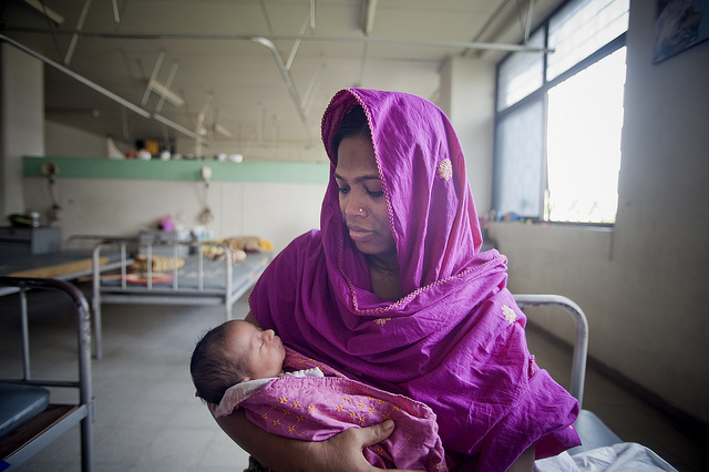 Making A Difference for Mothers in Nepal