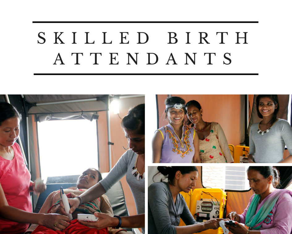 Skilled Birth Attendants in Nepal