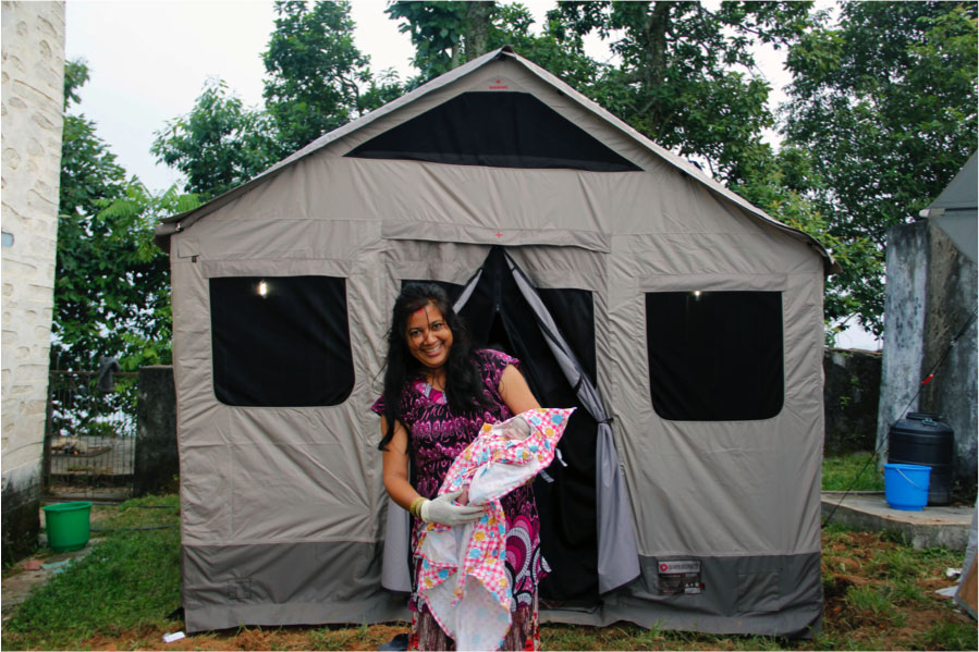 Rani's Story: Bringing Life After the Earthquake