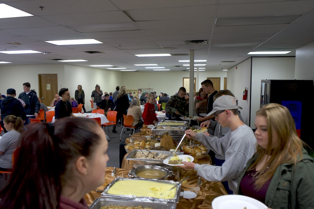 Sharing the Bread: Our Roots Thanksgiving Luncheon