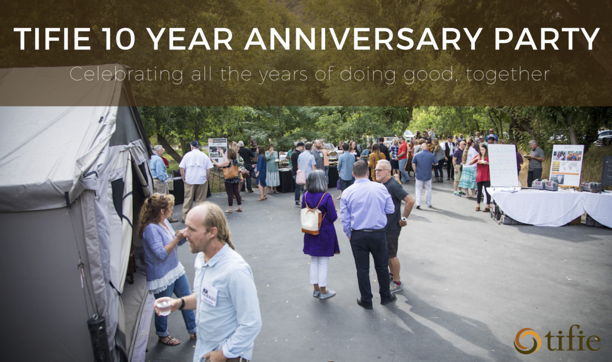 Tifie's 10 Year Anniversary Party: A Celebration Among Friends